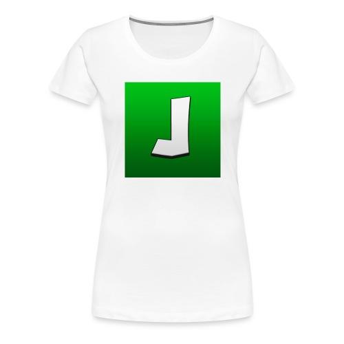 ^ - Premium T-skjorte for kvinner