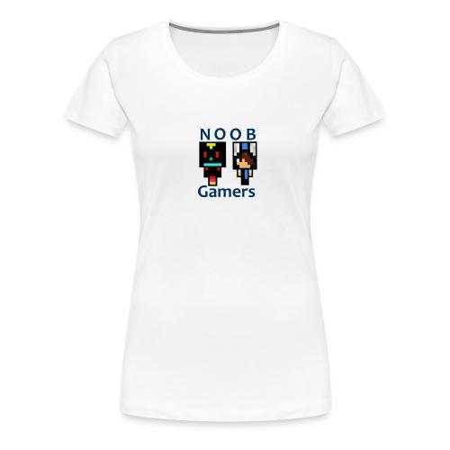 Jompii and Demitri02 Mugg - Premium-T-shirt dam