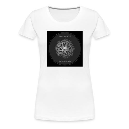 Välviljans Fascism - Premium-T-shirt dam
