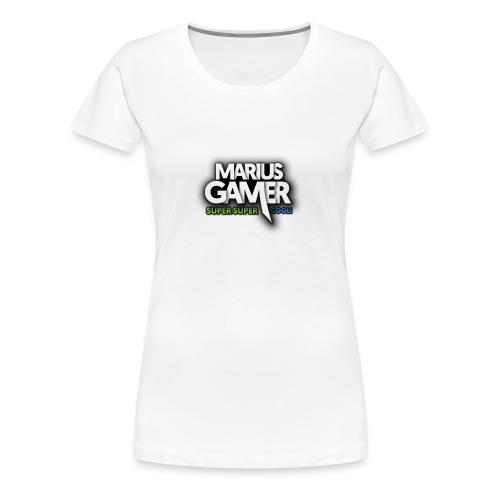 SuperSuperCool Pullover - Frauen Premium T-Shirt