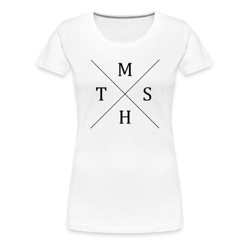 MTSH - schwarz - Frauen Premium T-Shirt