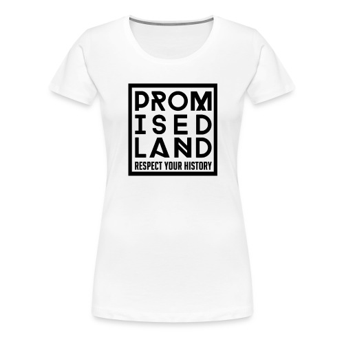 Limited Edition Promised Land 12th Birthday White - Women's Premium T-Shirt