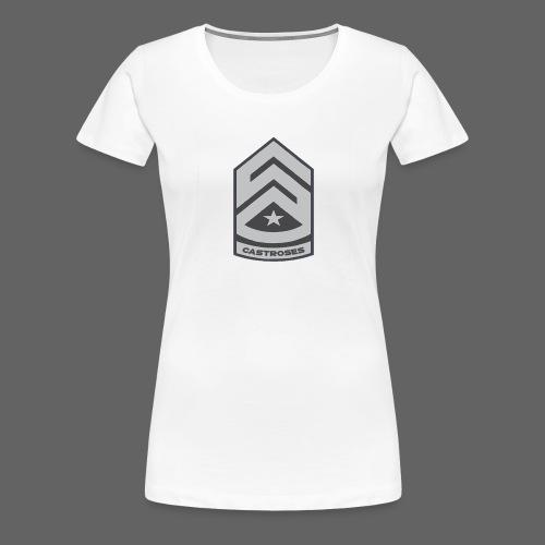 CasTroses Cover til apple 6/6s - Dame premium T-shirt