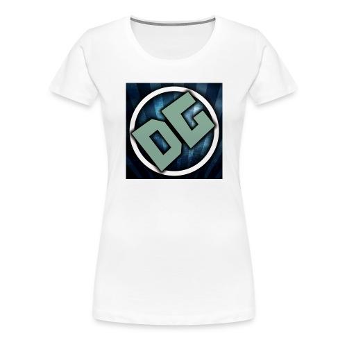 DG - Camiseta premium mujer