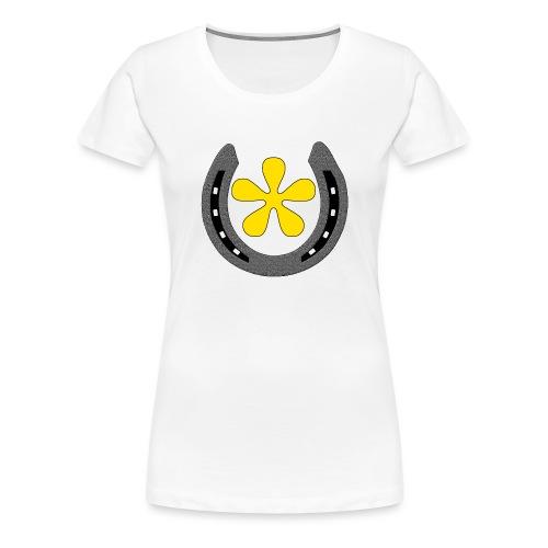 CAFÉ AMIGO - Camiseta premium mujer