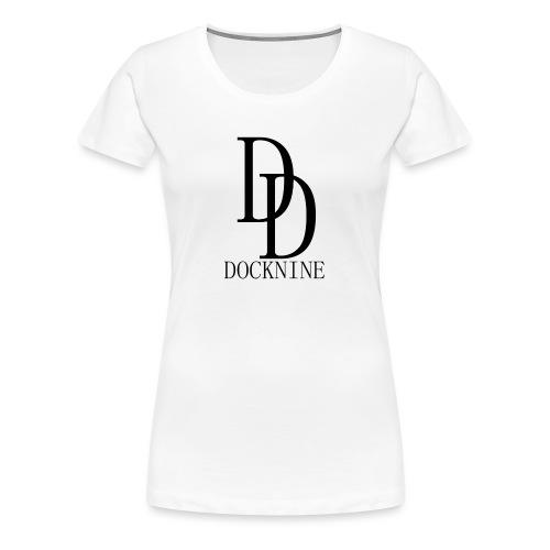 Docknine Mauspad - Frauen Premium T-Shirt