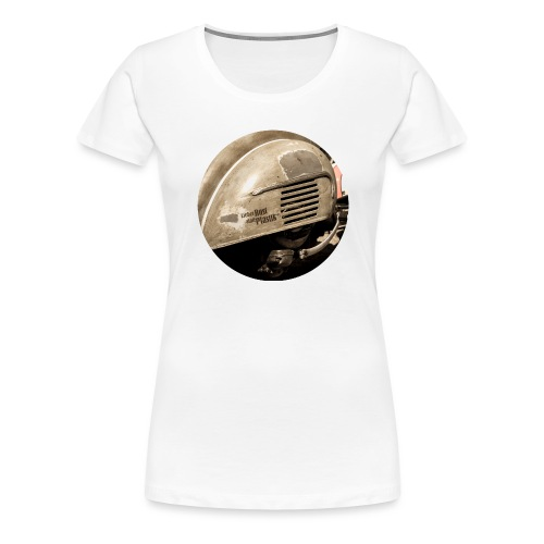 SCOOTER_2_VK - Frauen Premium T-Shirt