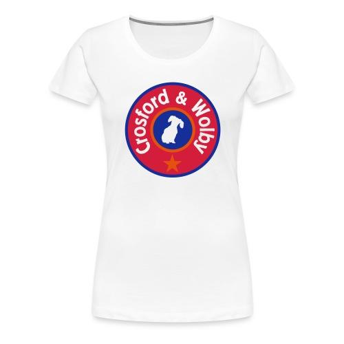 Crosford & Wolby - Women's Premium T-Shirt