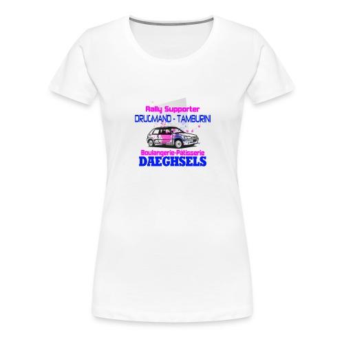 drugmand_tamburini_logo-png - T-shirt Premium Femme