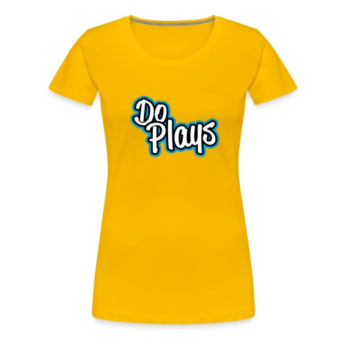 Kinderen Shirtje | DoPlays - Vrouwen Premium T-shirt