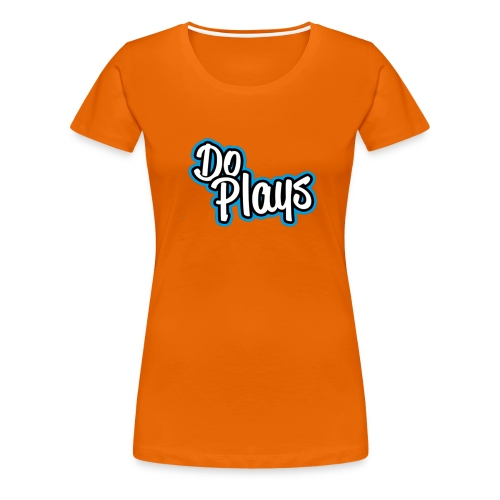 Vrouwen T-Shirtje | DoPlays - Vrouwen Premium T-shirt
