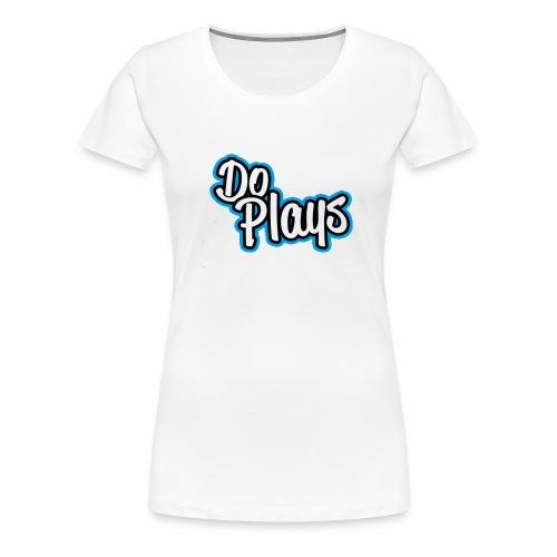 Mok | Doplays - Vrouwen Premium T-shirt