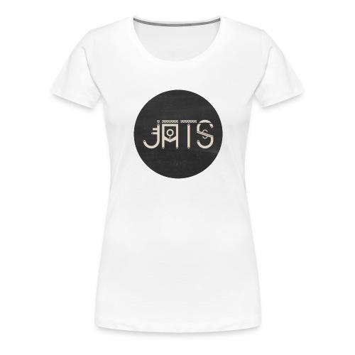 JATS indien circle - T-shirt Premium Femme