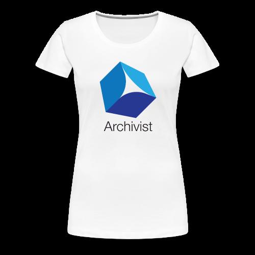 ArchiTAZZA Archivist - Maglietta Premium da donna