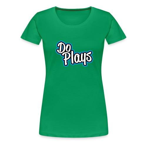 Muismat | Doplays - Vrouwen Premium T-shirt