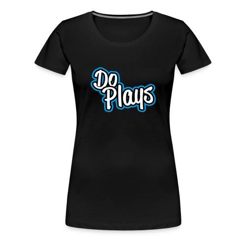 Mannen Baseball | Doplays - Vrouwen Premium T-shirt