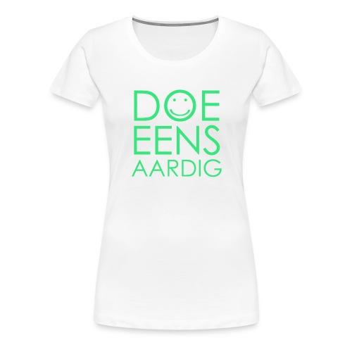 Smile i phone case - Vrouwen Premium T-shirt