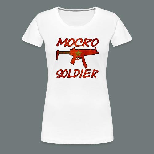 Mocro Soldier Trui (Heren) - Vrouwen Premium T-shirt