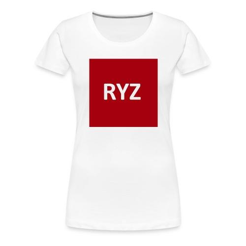 RYZ Pullover - Frauen Premium T-Shirt
