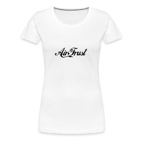 AirTrust T-Shirt Classic - Frauen Premium T-Shirt