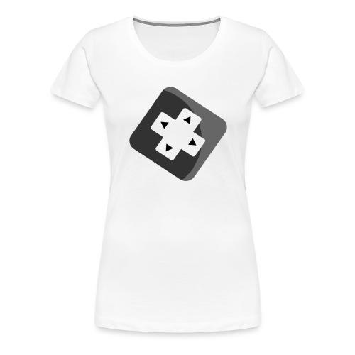 Logo Rox - T-shirt Premium Femme