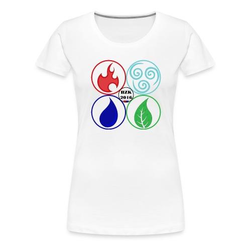 STUITERELEMENTEN4 png - Vrouwen Premium T-shirt