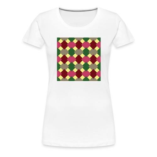 seamless - Women's Premium T-Shirt