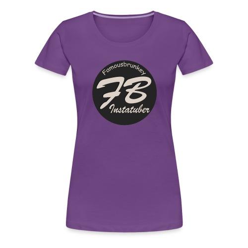 TSHIRT-YOUTUBER-EXTRA - Vrouwen Premium T-shirt