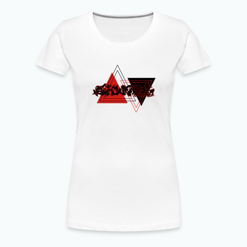 Skwall tag png - T-shirt Premium Femme