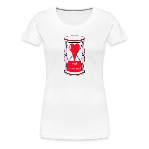 Zeuva - Camiseta premium mujer