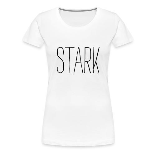 STARK SHIRT - Frauen Premium T-Shirt