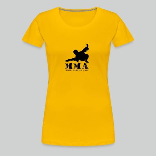 MMA Master - Frauen Premium T-Shirt