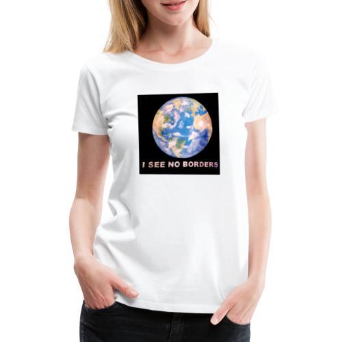 noborders - Women's Premium T-Shirt