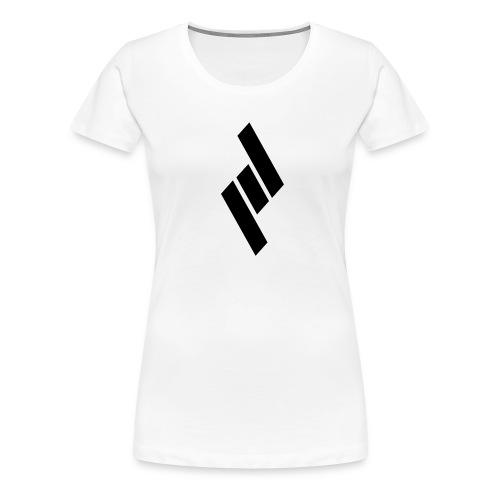 Nasko: Black Logo - Frauen Premium T-Shirt