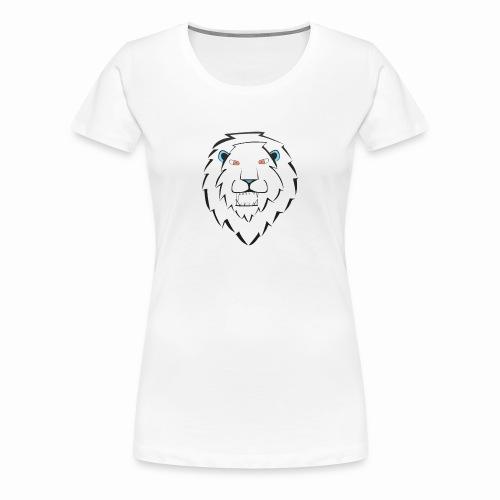 Logo1111 png - Vrouwen Premium T-shirt