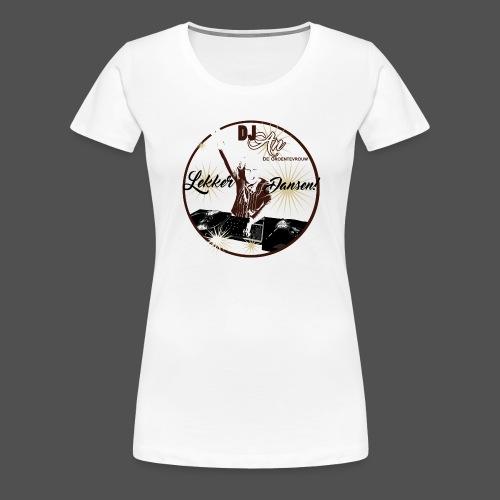 DJ An - Vrouwen Premium T-shirt