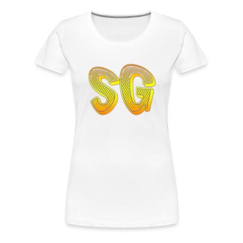 SG Uomo - Maglietta Premium da donna