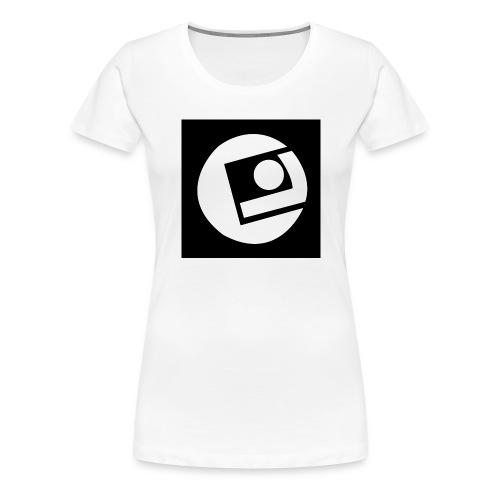 T shirt Clay Lomax - Premium T-skjorte for kvinner