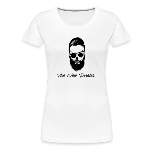 the-new-pirates - T-shirt Premium Femme