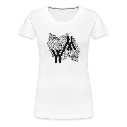 YYYY - T-shirt Premium Femme