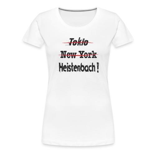 65558 Heistenbach - Frauen Premium T-Shirt