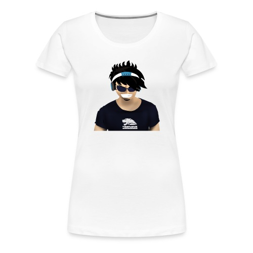 HYDRA remrera png - Camiseta premium mujer