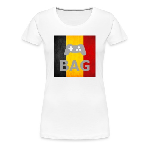 BelgiumAlpha Games - Women's Premium T-Shirt