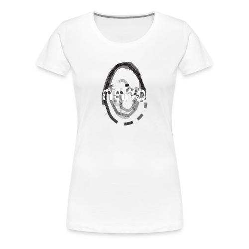 Ninho Picasso - Maglietta Premium da donna