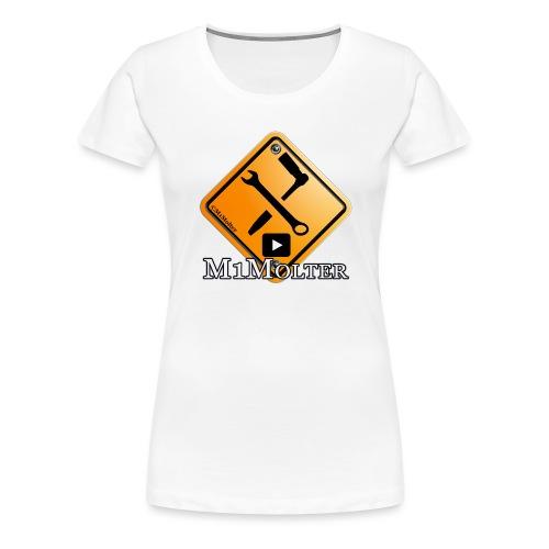 M1Molter Logo - Frauen Premium T-Shirt