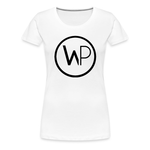 Large Logo - Women's Premium T-Shirt