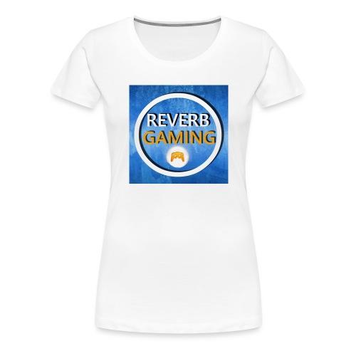 Reverb Gaming - Women's Premium T-Shirt