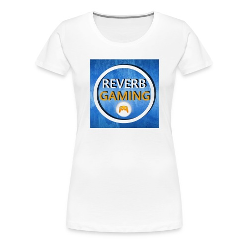 Reverb Gaming - Women's Premium T-Shirt
