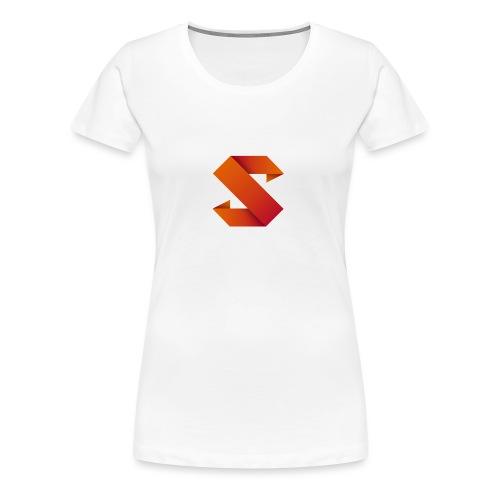 Turnbeutel - Frauen Premium T-Shirt