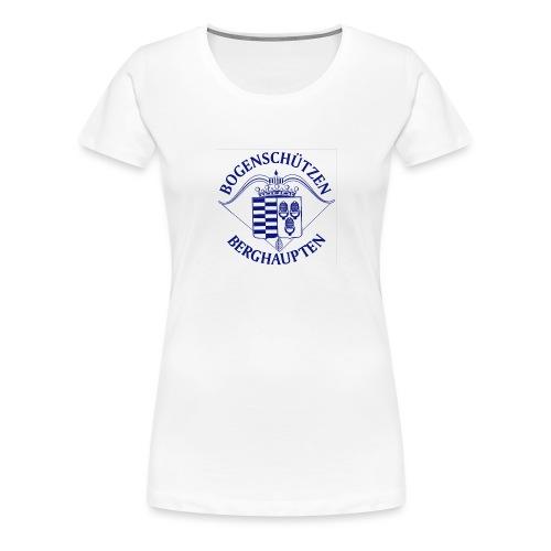 Wappen_T-shirt - Frauen Premium T-Shirt